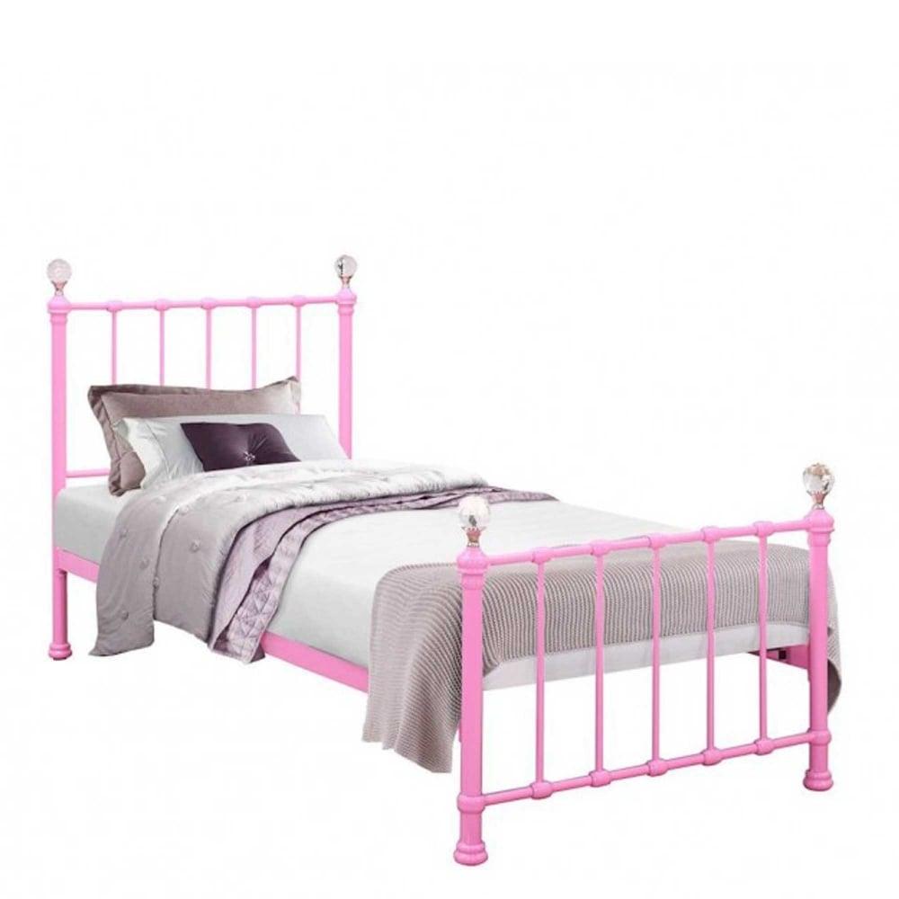 Jessica Metal 3u00270u201d Bed