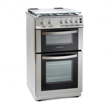 Charmant Montpellier MDG500LS 50cm Gas Double Oven