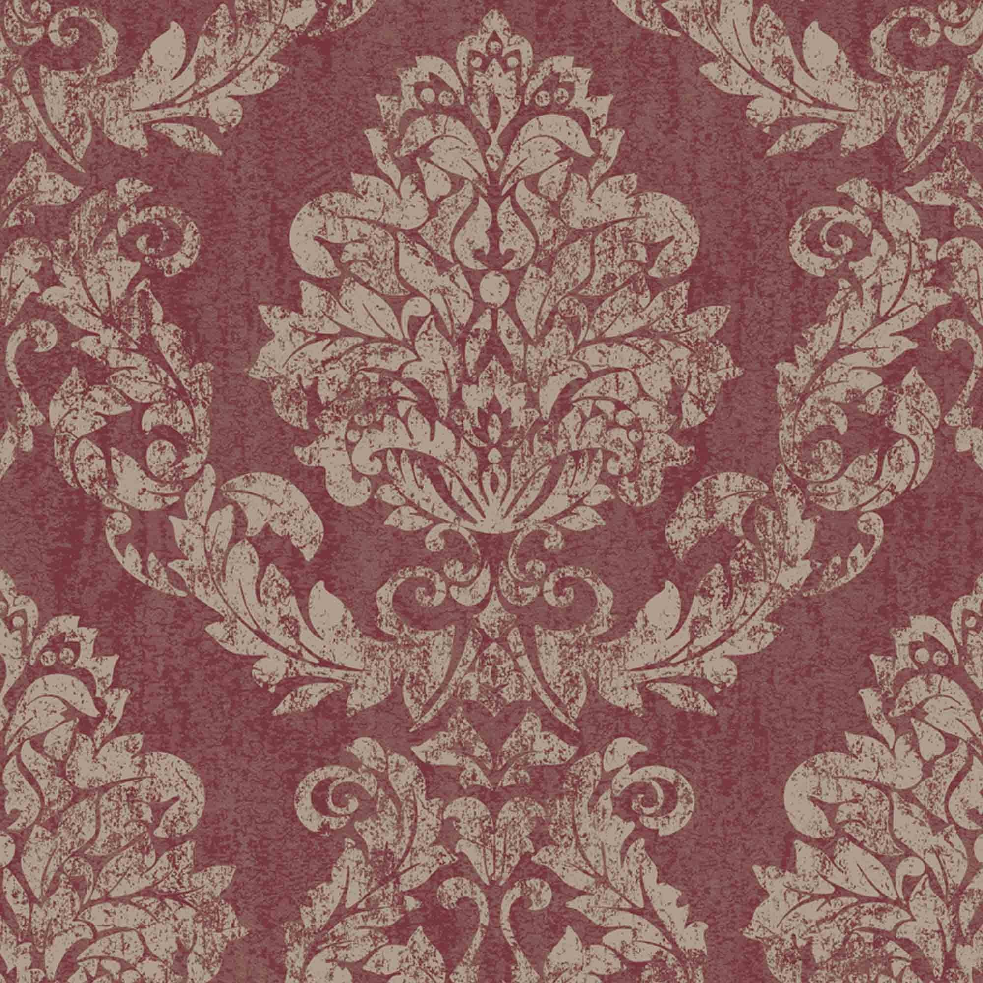 Red And Gold Wallpaper Designs Home