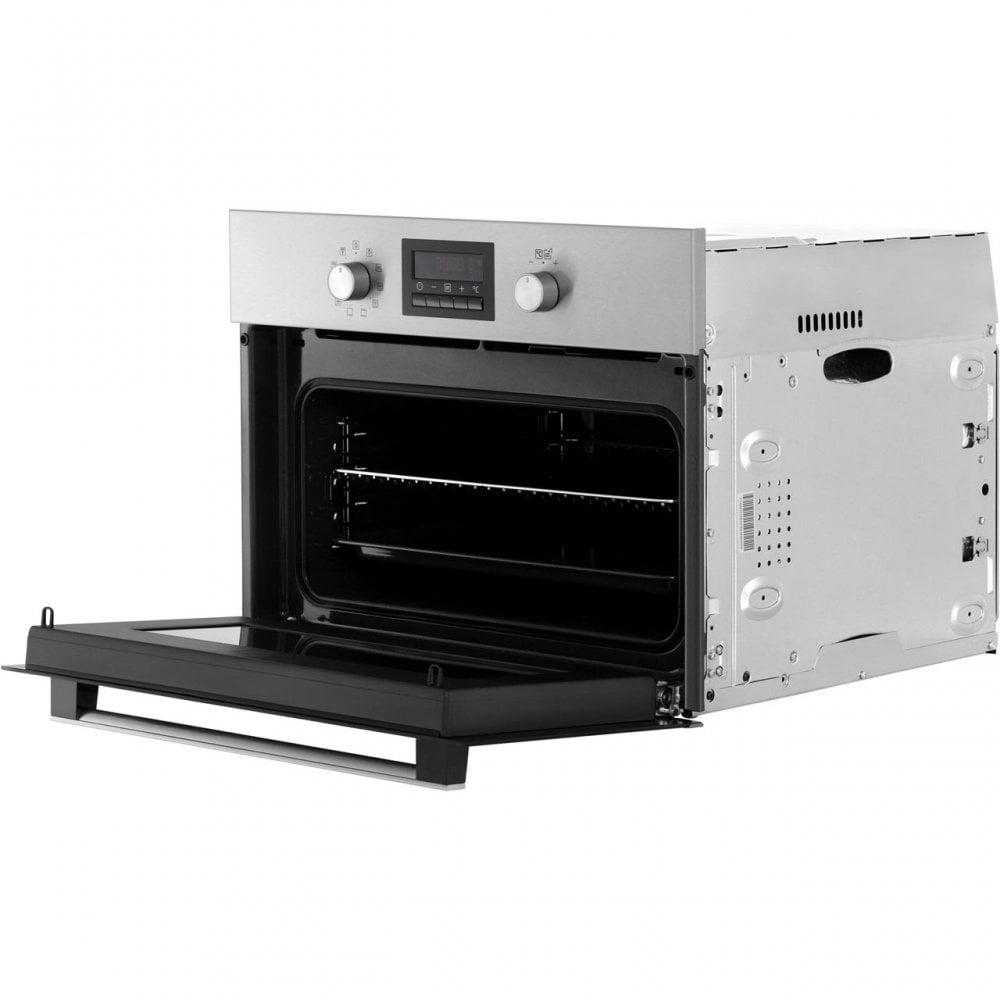 Zsi Zkk47901xk Built In Compact Electric Single Oven With Microwave Function